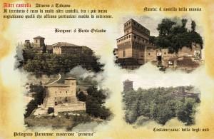 Altri castelli vicino a Tabiano