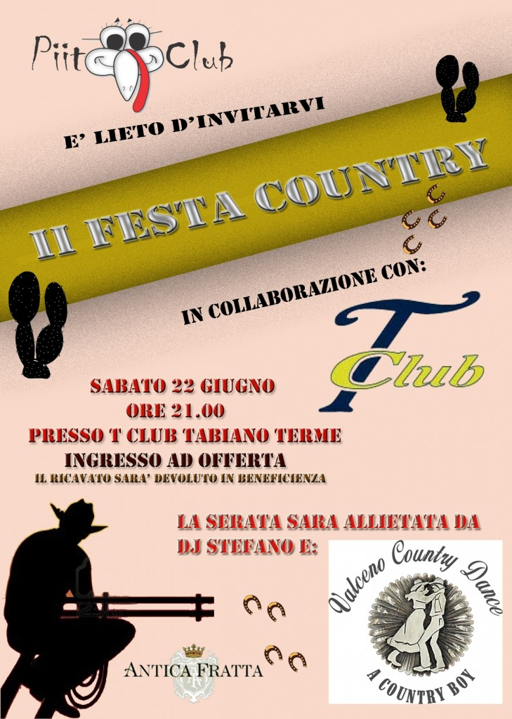 Festa Country
