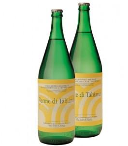Acqua di Tabiano in bottiglia