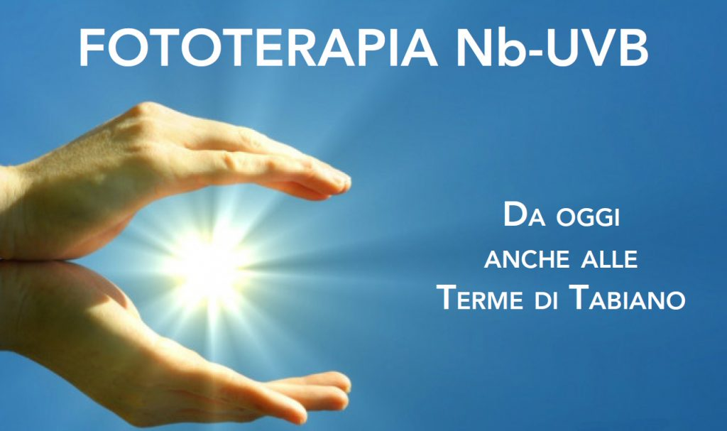 i raggi Nb-UVB