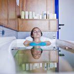 Bagni termali per la cura della pelle a Tabiano