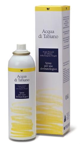 Acqua termale spray di Tabiano