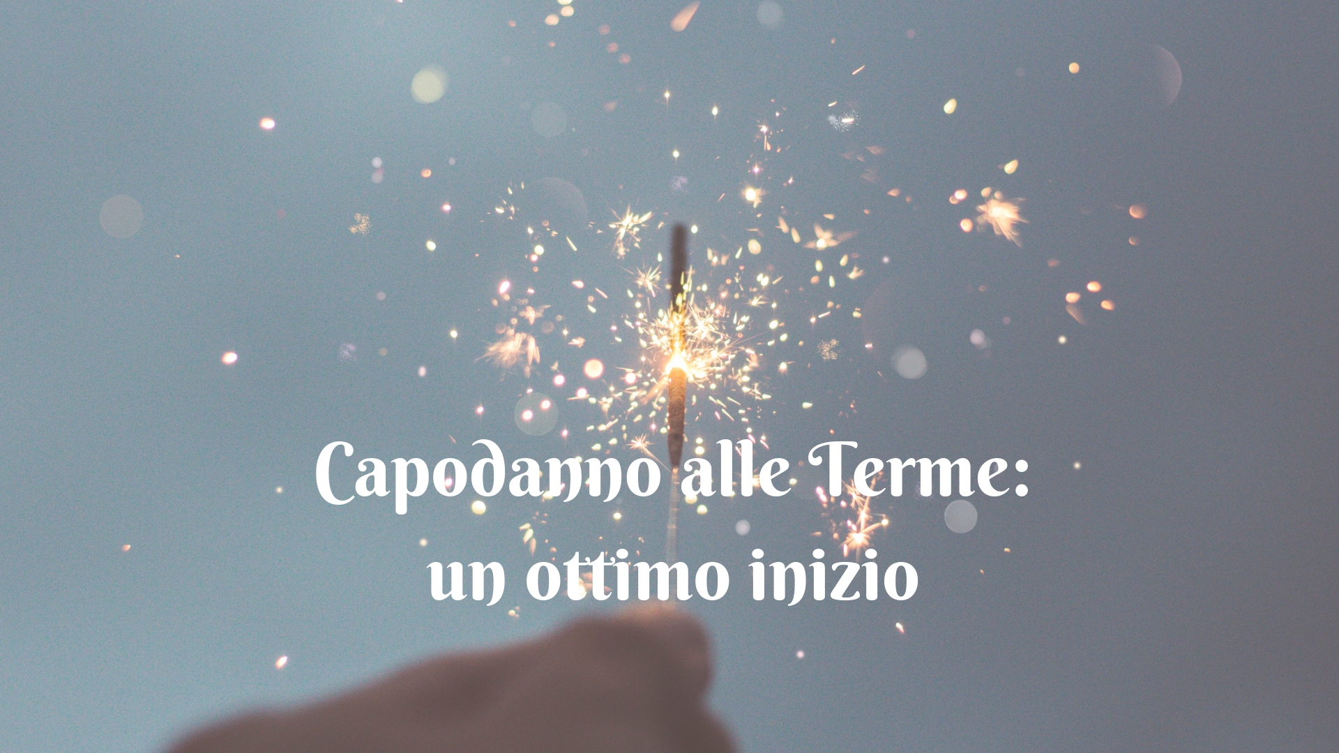 Capodanno alle Terme (Ph. Cristian Escobar on Unsplash)
