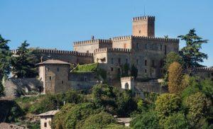 Castello di Tabiano  Fonte Castelli del Ducato
