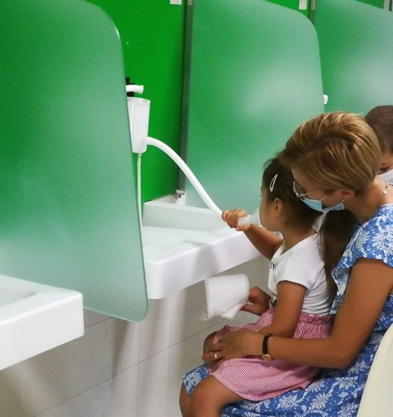 Terme per i bambini: cure inalatorie a Tabiano
