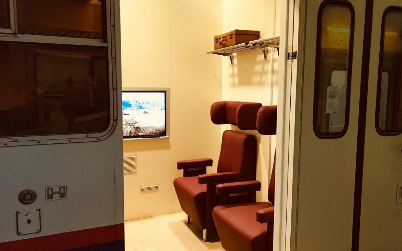 Spazio per la terapia del viaggio presso il Centro Ammonis alle Terme di Tabiano