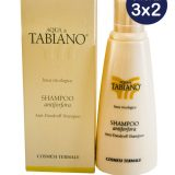 Prodotti termali di Tabiano: shampoo antiforfora