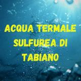 Acqua termale sulfurea di Tabiano, concentrato di salute