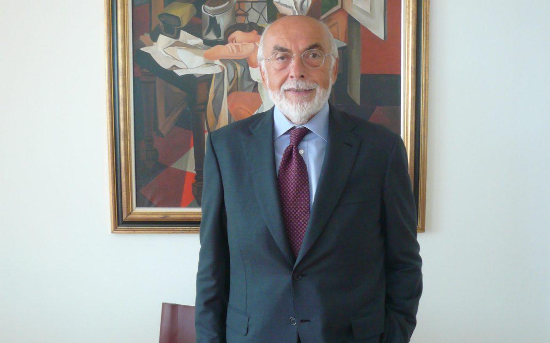 Emilio Mondelli, presidente delle Terme di Tabiano e di Salsomaggiore